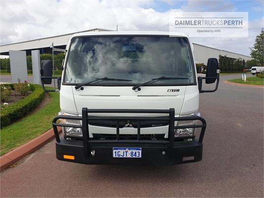 2013 Fuso Canter 815 Wide Crew Cab Daimler Trucks Perth - Trucks for Sale