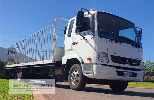 2015 Fuso Fighter 1024 Daimler Trucks Perth - Trucks for Sale