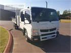 2012 Fuso Canter 815 Wide Crew Cab Tipper