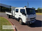 2012 Fuso Canter 815 Wide Tipper