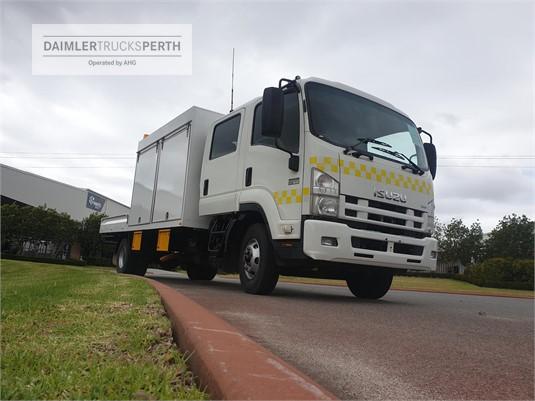 2011 Isuzu FRR 500 Daimler Trucks Perth - Trucks for Sale
