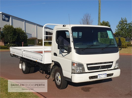 2010 Fuso Canter 515 Wide Daimler Trucks Perth - Trucks for Sale