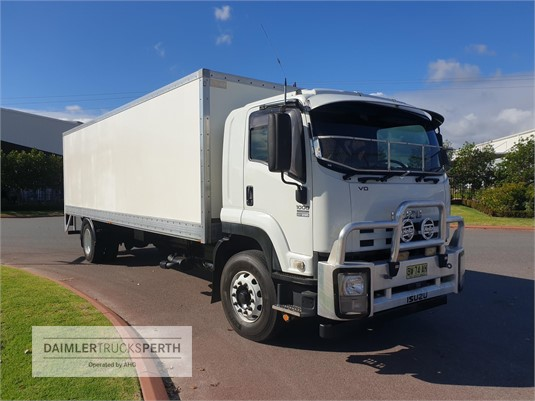 2012 Isuzu FVD 1000 Daimler Trucks Perth - Trucks for Sale