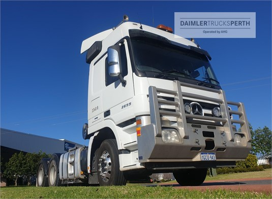 2014 Mercedes Benz Actros 2655 Daimler Trucks Perth - Trucks for Sale