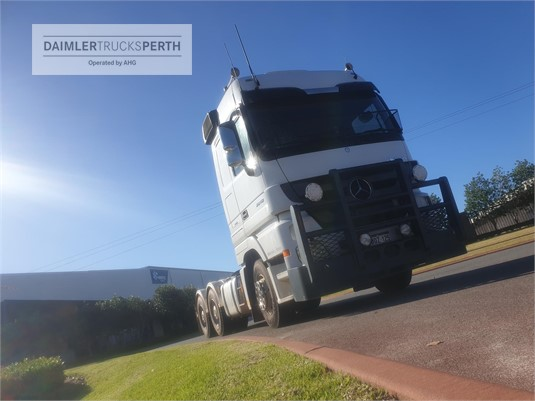 2011 Mercedes Benz Actros 2648 Daimler Trucks Perth - Trucks for Sale