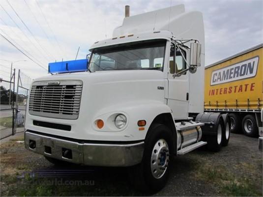 1999 Freightliner FL112 - Trucks for Sale