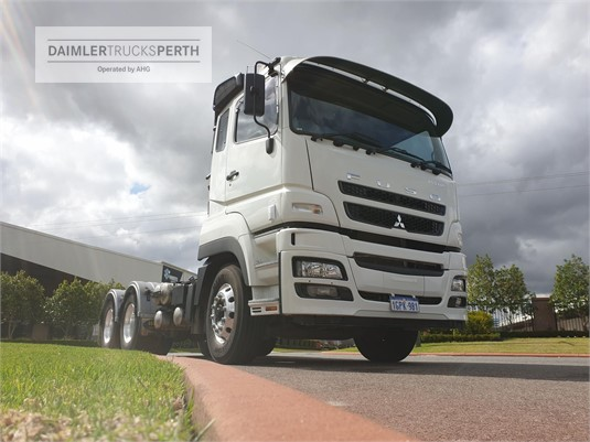 2018 Fuso other Daimler Trucks Perth - Trucks for Sale