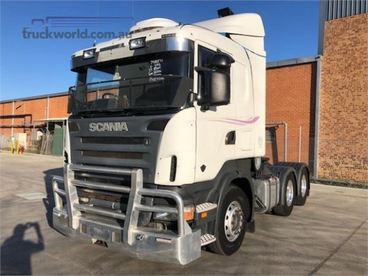 Scania R580 - Trucks for Sale