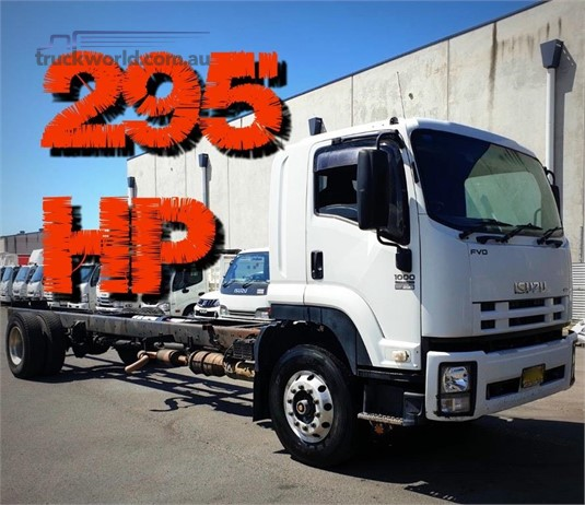 2008 Isuzu FVD 1000 Southern Star Truck Centre Pty Ltd  - Trucks for Sale