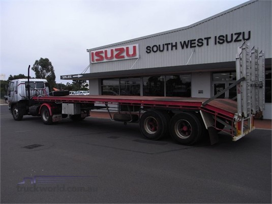 1999 Hino GH South West Isuzu - Trucks for Sale