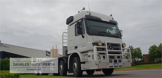2011 Mercedes Benz 3260 Daimler Trucks Perth - Trucks for Sale