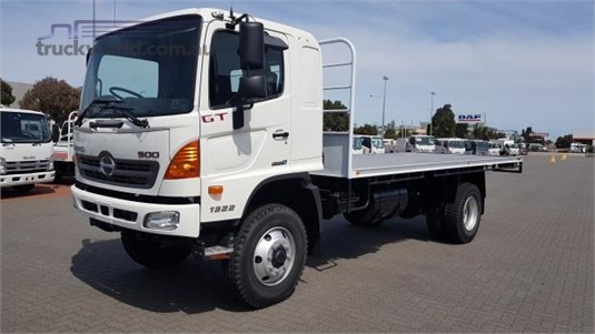 2014 Hino 500 Series 1322 GT - Trucks for Sale
