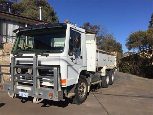1989 Volvo F7 - Trucks for Sale