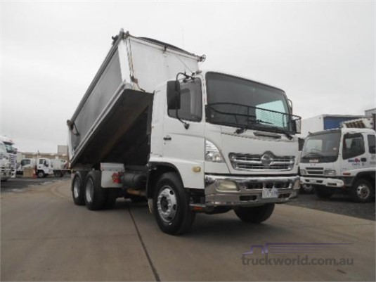2003 Hino 300 Series 716 Westar - Trucks for Sale