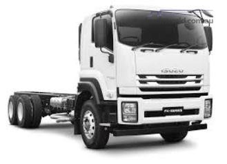 Isuzu FXZ240-350 6x4 PTO