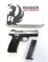 """Ruger Model SR40 .40 S&W, 4.5"""" barrel,"""