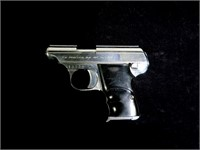 F.A. Gradoga Model 967 nickel finish 6.5mm