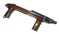M1 Carbine pistol grip stock with extension and