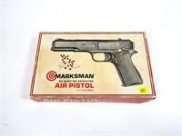 Marskaman air pistol with box, booklet, BB's
