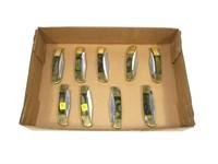 Lot, 9 Paramount 171 pocket knives