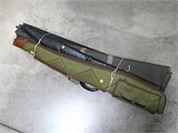 Lot, 6 soft gun cases