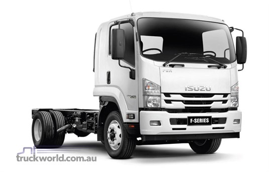 Isuzu FSR120-260 Auto XLWB