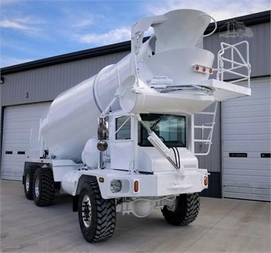 Advance Mixer Trucks Asphalt Trucks Concrete Trucks For Sale 22 Listings Truckpaper Com Page 1 Of 1