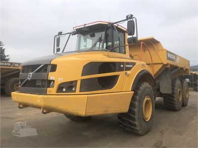 Volvo A35g For Sale 16 Listings Machinerytrader Com Page 1 Of 1