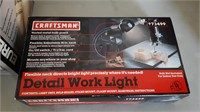 1 Craftsman Detail Work Light And 1 Eureka Hand