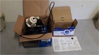 115 Volt Mini Utility Pump Drill Pump