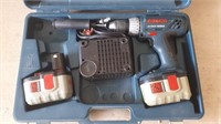 Bosch Rechargeable Drill, Sold As Is