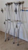 2 Sets Of Crutches