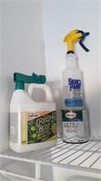 Flat Wood Floor Cleaner, Pow R Grow, Water Proof