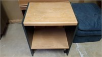 5 Piece Lot Including Table, Stool, Tv Stand,