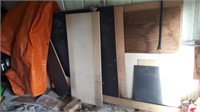Lot Of Various Pieces Of Wood