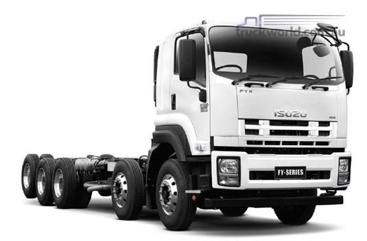 Isuzu FYX350-350 10x4