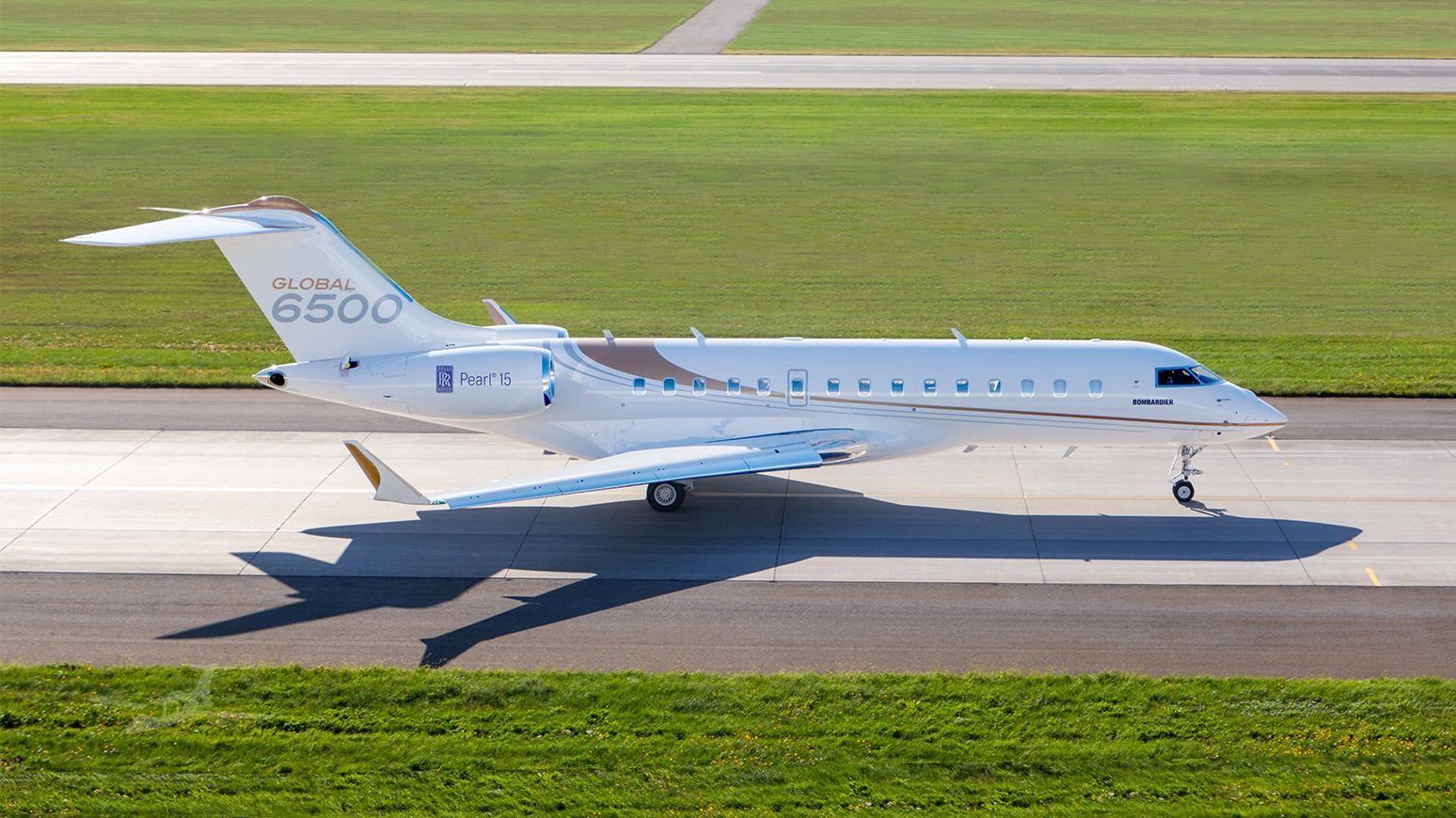 Bombardier Global 6500 Business Jet To Debut At Nbaa Bace