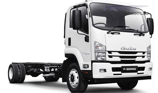 Isuzu FSR140-260 Auto LWB