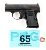 Gun Baby Browning Semi Auto Pistol in 25 ACP
