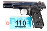 Gun Colt M1903 Semi Auto Pistol in .32 Auto