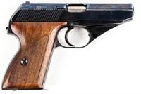 Gun Mauser HSc Semi Auto Pistol in 32 ACP
