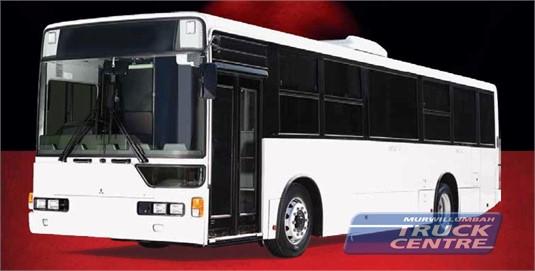 Fuso MP35 School Bus 6 sp Auto