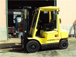 HYSTER H2.50XM  used