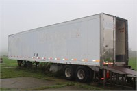 INTERNET AUCTION OF SEMI TRAILER