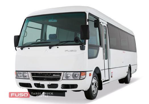 Fuso Rosa Standard LWB 25 Seat Manual Bus