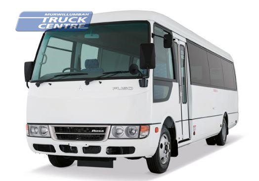 Fuso Rosa Standard LWB 25 Seat Auto Bus