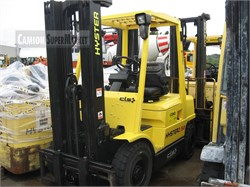 HYSTER H2.50DX  Usato