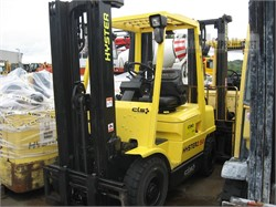 HYSTER H2.50DX  used