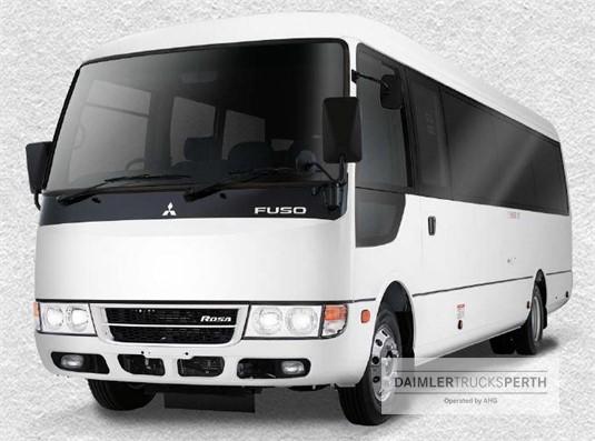 Fuso Rosa Deluxe SWB 22 Seat Auto Bus