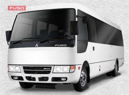 Fuso Rosa Deluxe LWB 25 Seat Manual Bus